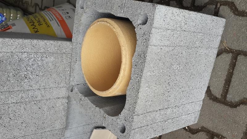 Керамзитобетон вентканал организация завода по производству бетона